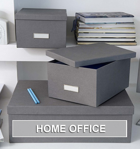 Home Office Storage and Organisation