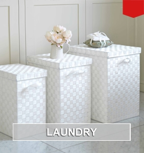 Laundry Baskets and Bins
