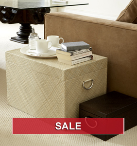 Living Room Sale on Home Storage and Organisation