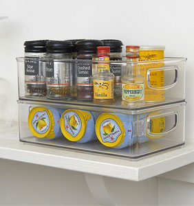 Kitchen Storage Space Savers