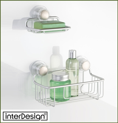 Interdesign Smart Home Storage and Space Savers