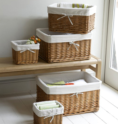 Storage Baskets Massive Range