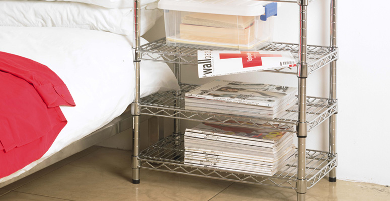 Chrome-Shelving-Racks-for-Wardrobe-and-Kitchen