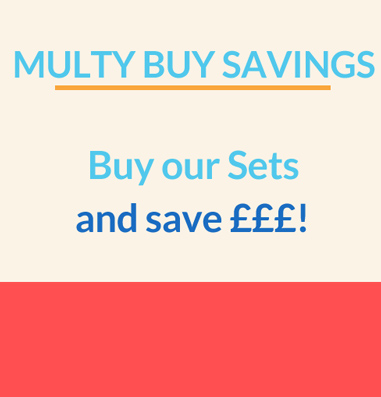 Multi Buy Home Storage Sets