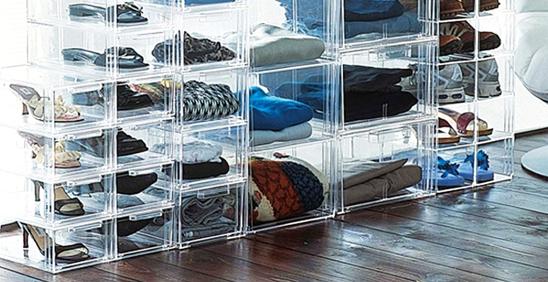 Huge Variety on Shoe Storage Solutions